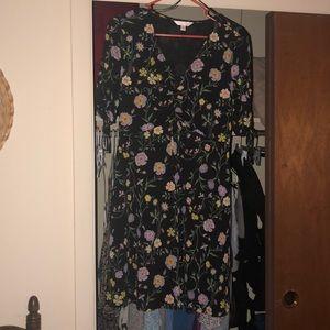 Lauren Conrad summer floral dress